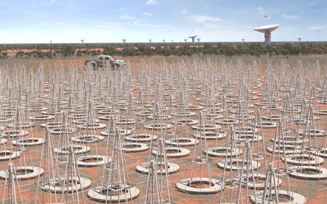 Nasceu o Observatório SKA e com ele uma nova era para a radio astronomia